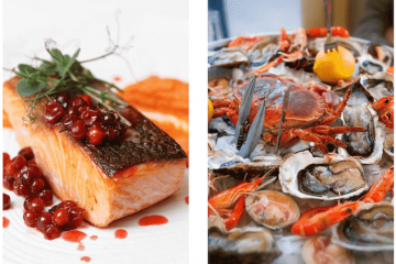 restaurant le havre spécialités fruits de mer