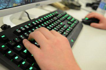 clavier de gaming